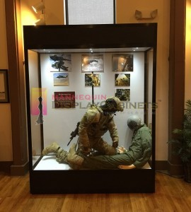 Mannequin Glass Display Cabinets