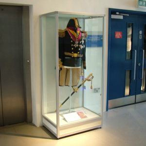 Costume Display Cabinets