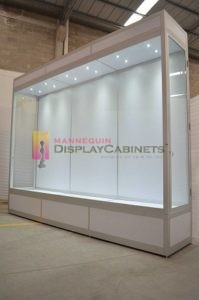 Freestanding Display Cases